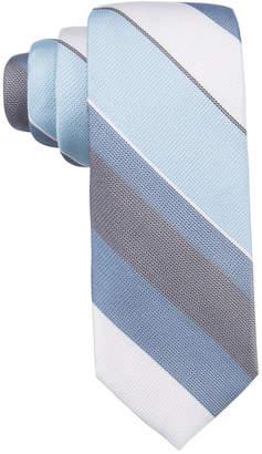 Ryan Seacrest Distinction Men's Sierra Stripe Slim Tie, Created for Macy's $59.50 thestylecure.com