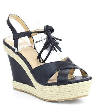 Refresh Beverly Wedge Sandal $55.99 thestylecure.com