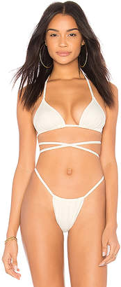 Solid & Striped The Hannah Bikini Top