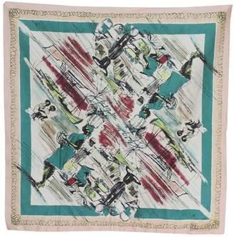 Jean Paul Gaultier Silk Handkerchief