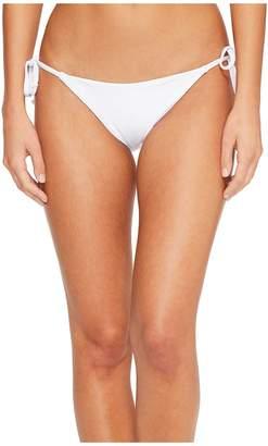 Becca by Rebecca Virtue Color Code Tie Side Pants Women's Swimwear