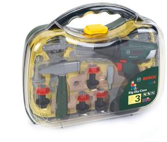 Theo Klein Bosch - Big Diy Tool Case With Cordless Drill