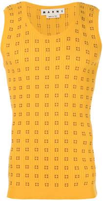 Marni textured pullover