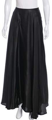 Antonio Marras Maxi Twill Skirt