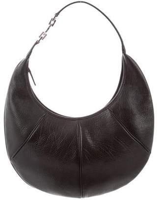 Salvatore Ferragamo Vintage Leather Hobo Bag