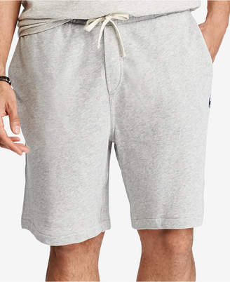 Polo Ralph Lauren Men's Big & Tall French Terry Cotton Shorts
