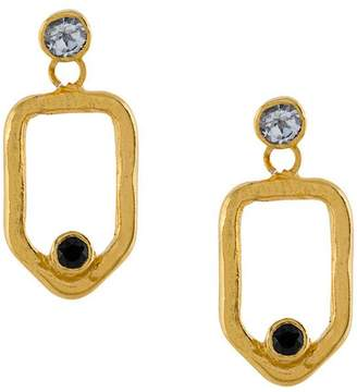 Maya Magal ear jacket earrings