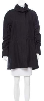 Akris Punto Wool Short Coat