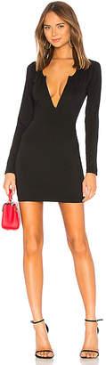 by the way. Emmy Deep V Mini Dress