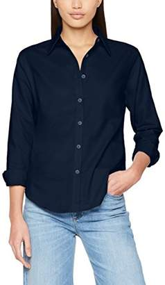 Fruit of the Loom Women's Oxford LS Lady-Fit Shirt