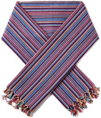 Mulberry Luks Linen - Serit Cotton Neckerchief