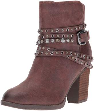 Not Rated Women's Alpha Ankle Bootie