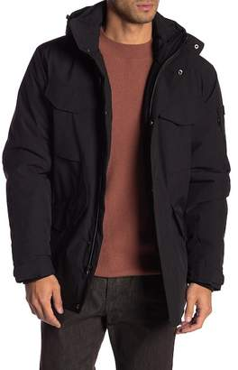 Tumi Detachable Hood Parka