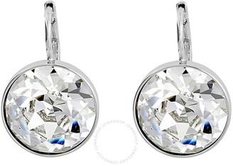 Swarovski Bella Clear Crystal Pierced Earrings
