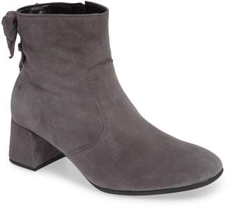 Gabor Bow Back Bootie