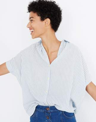 Central Shirt in Erinn Stripe $69.50 thestylecure.com