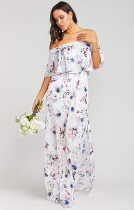 d39c6b8c2065bc Show Me Your Mumu Hacienda Maxi Dress ~ Bouquet Beauty