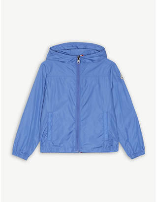 at Selfridges · Moncler Fronsac hooded jacket 4-14 years