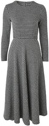 Harris Wharf London Asymmetrical dress