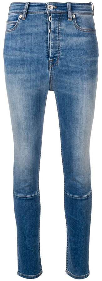 Unravel Project high waist skinny jeans