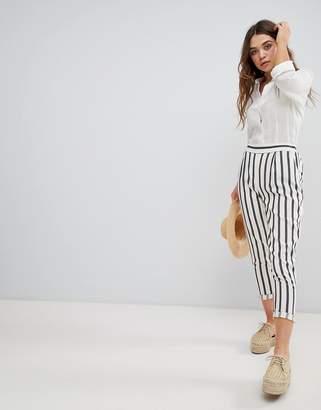 898ec2c09de New Look White Trousers For Women - ShopStyle UK