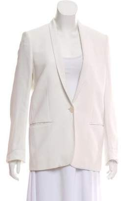Stella McCartney Structured Woven Blazer