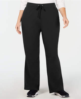 e4c22e84468 Plus Size Drawstring Pants - ShopStyle