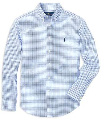 Ralph Lauren Boys' Button Down Shirt - Big Kid