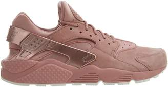 Nike Huarache Run Prm Rust Pink Metallic Red Bronze-Sail