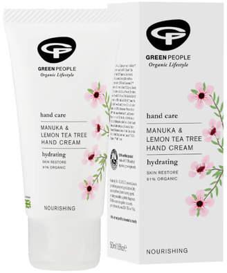 Manuka & Lemon Tea Tree Hand Cream