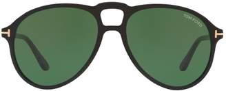 Tom Ford Lennon Aviator Sunglasses