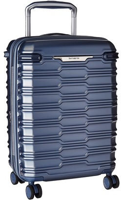 Samsonite - Stryde Carry On Glider Carry on Luggage $460 thestylecure.com