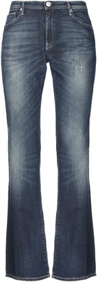 Care Label Denim pants - Item 42760072QF