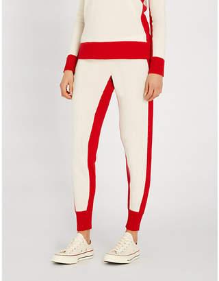 Madeleine Thompson Rosalind cashmere jogging bottoms