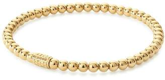 Lagos Caviar Gold Collection 18K Gold Beaded Bracelet, 4mm