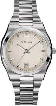 Bulova Women's Stainless Steel Bracelet Watch 34mm 96M126 $199 thestylecure.com