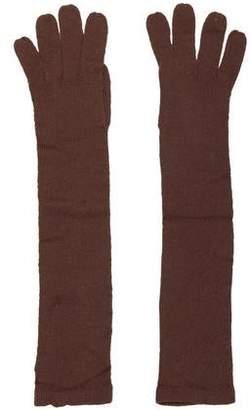 Bottega Veneta Cashmere Long Gloves w/ Tags