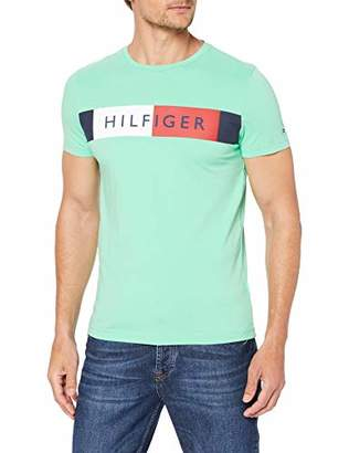8a547219 at Amazon.co.uk · Tommy Hilfiger Tommy Men's Stripe TEE T-Shirt,XL