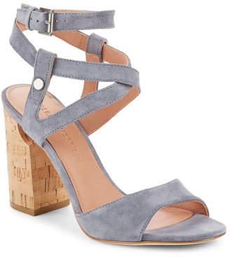 49d4c64d827 Sigerson Morrison Paulina2 Block Heel Suede Sandal