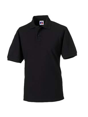 Russell Athletic Russell-Mens Poloshirts-Tops-Hard-wearing 60°C wash polo