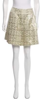 Diane von Furstenberg Joanie Mini Skirt