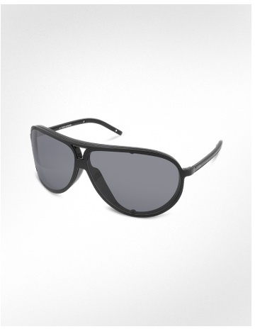 Christian Dior Plastic Aviator Sunglasses