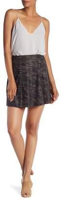Haute Hippie Sagat Mini Skirt