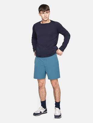 Outdoor Voices Stretch Crepe Trail Short with Hidden Liner