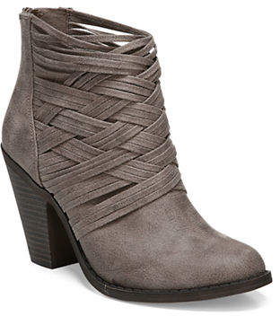Fergalicious Whisper Cowgirl Booties