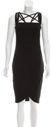 Sheri Bodell Sleeveless Knee-Length Dress w/ Tags