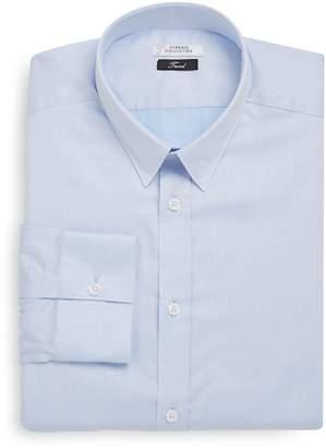 Versace Men's Regular-Fit Woven Dress Shirt