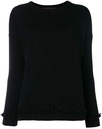 Incentive! Cashmere cashmere chunky knit jumper