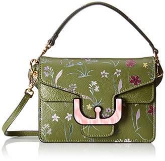 Coccinelle Ambrine Autumn Garden E1 Cj7 12 02 01, Women's Shoulder Bag,9x14x19 cm (B x H T)