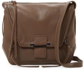 Gwenyth Small Leather Crossbody $298 thestylecure.com